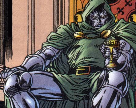 [Cine/Comics] Buscando al nuevo Dr. Doom de los 4 Fantásticos.