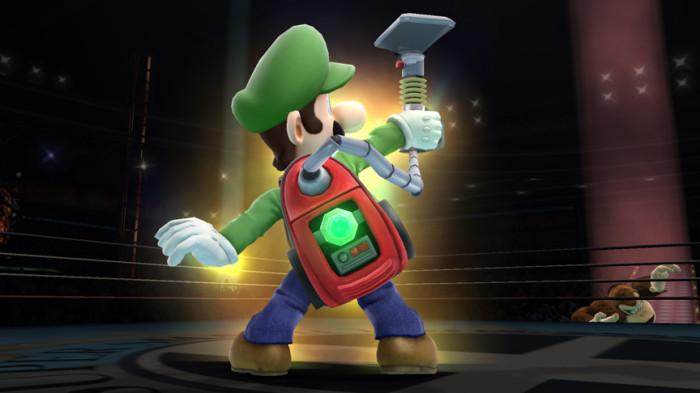 [Juegos] Luigi tendrá un nuevo Final Smash en Smash Bros para Wii U y 3DS