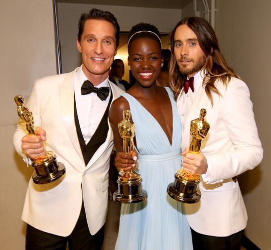 [Cine/Espectáculos] Y los Ganadores del Oscar Son…
