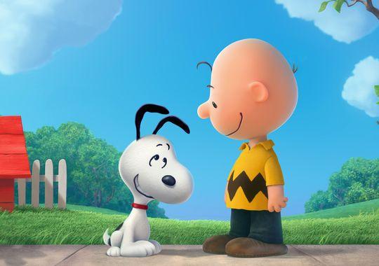 [Cine] Charlie Brown Y Snoopy llegan en el 2015 al cine.