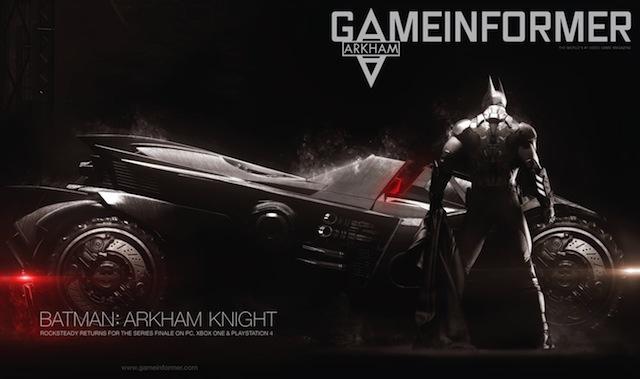[Juegos] Batman Arkham Knight Anunciado