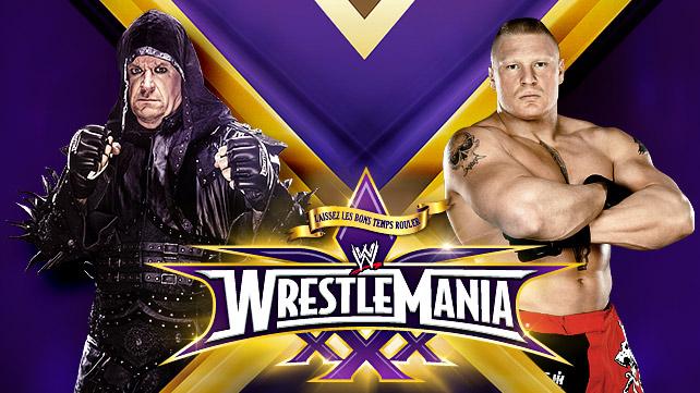 [Deportes] Resultados. WWE: Wrestlemania XXX