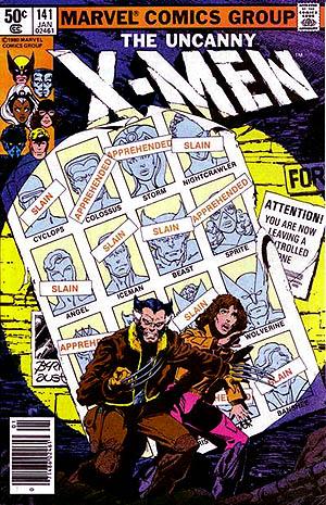 [Comics] la película de X-Men: Dias del Futuro Pasado es mas como la caricatura.