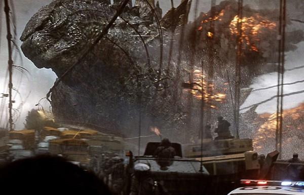 """[Cine] Ya salieron los monstruos en el nuevo trailer de """"Godzilla""""."""