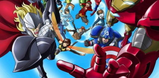 [Anime de la Semana] Disk Wars: The Avengers.