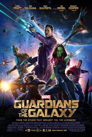 """[Cine/Juegos/Comics] Trailers de """"Guardianes de la Galaxia"""", """"6 Grandes Heroes"""" y """"Disney Infinity The Avengers""""."""