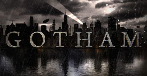 """[TV/Comics] """"Gotham"""" estrena a fines de este año."""