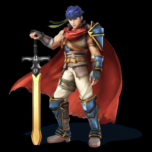 [Juegos] ¡Ike confirmado para Smash Bros. Para Wii U/3DS!