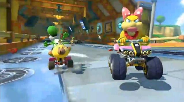 [Juegos] Comercial de Mario Kart 8