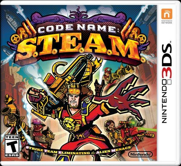 [Juegos/E3] Codename STEAM presentado