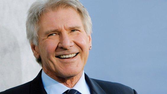 [Cine] Harrison Ford hospitalizado, Star Wars VII seguirá filmándose.
