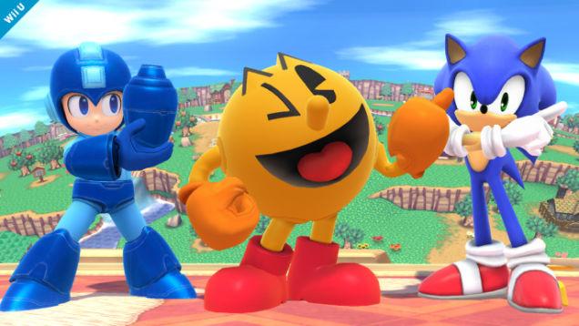 [Juegos/E3] Trailer de Pac-Man en Smash