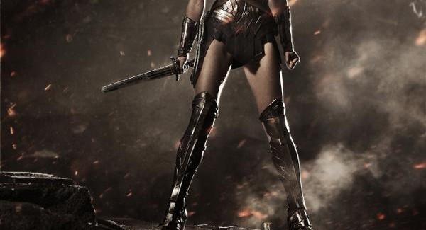 [Cine/Comics] Gal Gadot como la Mujer Maravilla.