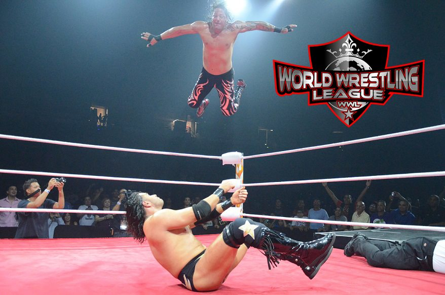 WWL Ricky Banderas vs Texano Jr.