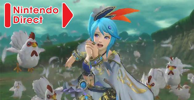 [Juegos] Nuevo Nintendo Direct Anunciado para Hyrule Warriors
