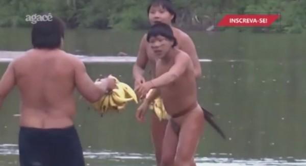 [Sociedad] Tribu en el Amazonas hace primer contacto.