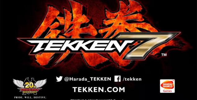 [Juegos] Tekken 7 Anunciado