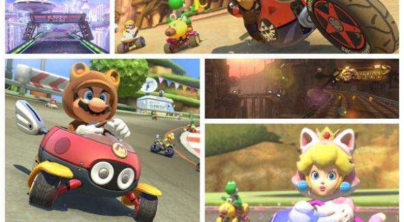 [Juegos] ¡¡Link En Mario Kart 8!!. DLC de Mario Kart 8 Anunciado