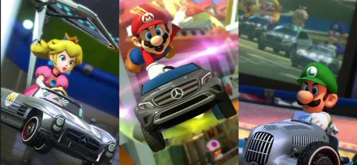 [Juegos] Mas Carros Reales a Mario Kart 8