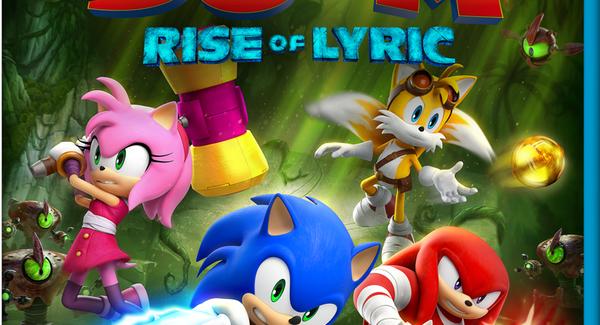 [Juegos] Nuevo Trailer de Sonic Boom: Rise of Lyric