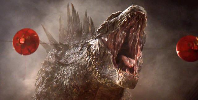 """El triunfante regreso de """"Godzilla"""" en Japón."""