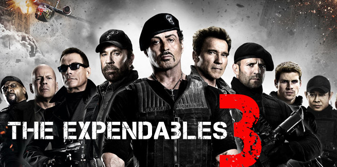 RESEÑA – CINE – THE EXPENDABLES 3