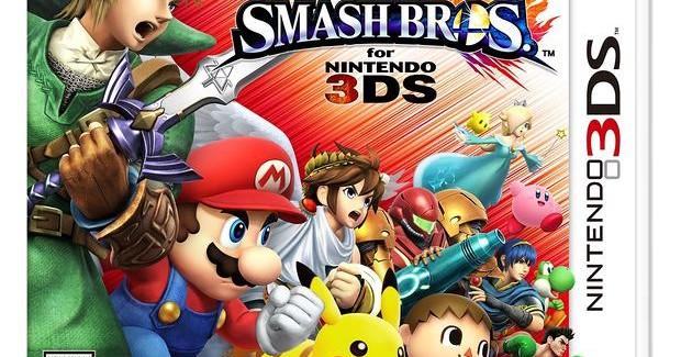 [Juegos] Primer comercial de Smash Bros. Para 3DS