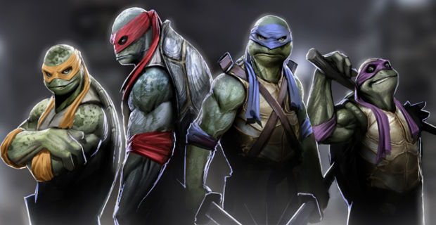 RESEÑA – CINE – TEENAGE MUTANT NINJA TURTLES