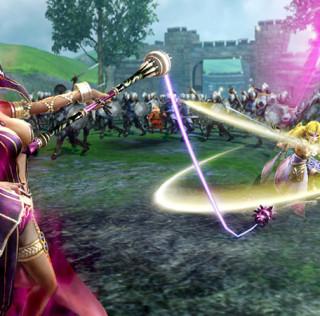 [Juegos] Detallado el primer paquete de DLC de Hyrule Warriors