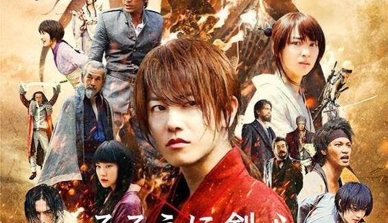[Cine/Tokusatsu] 2 nuevos promos de Rurouni Kenshin: The Legend Ends.