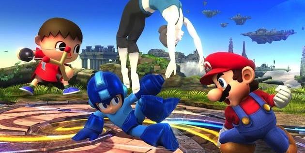 [Juegos] La Fecha de Smash Wii U es el 21 de Noviembre
