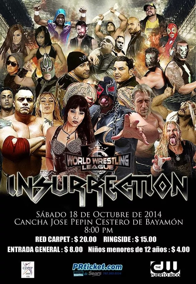 Arte Insurrection Laredo Kid