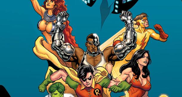 [TV/Comics] Regresan Los Jóvenes Titanes en acción en vivo.
