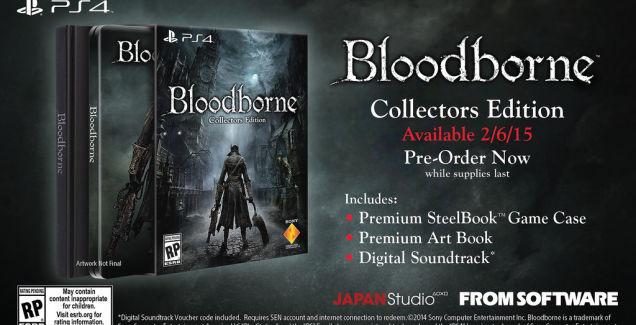 [Juegos] Trailer y fecha de Bloodborne