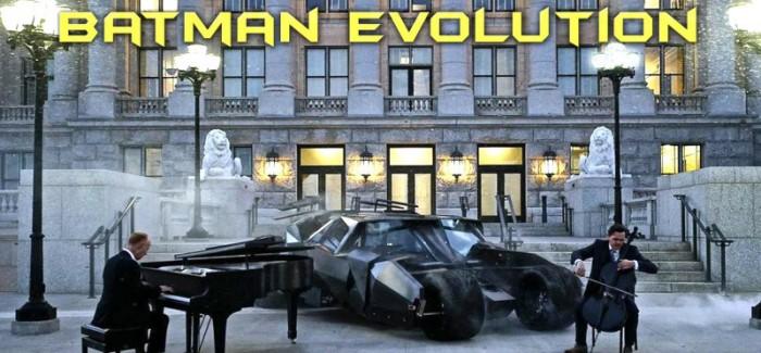 [Música/Comics] Batman se oye mejor con Bandolón y piano.