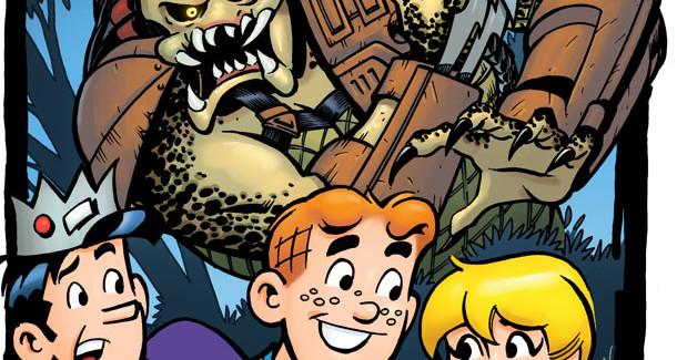 [Comics/Cine] Archie vs Depredador, si, esto va a pasar.
