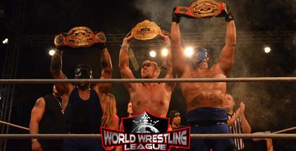 Los Nuevos Campeones de la WWL