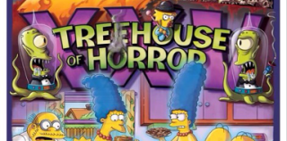 [TV/Anime] Los Simpsons estrenan nueva Casita del Horror (# XXV)
