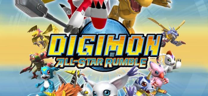 [Juegos] Trailer de Digimon All Stars Rumble.