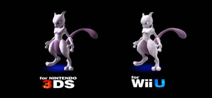 [Juegos] Mewtwo estará disponible también para comprarse por separado