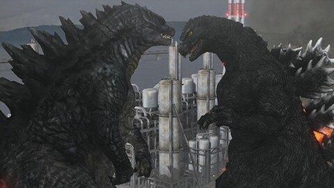 [Juegos/Tokusatsu] Nuevos demos de Godzilla 2014 y Heisei Godzilla del juego de PS3
