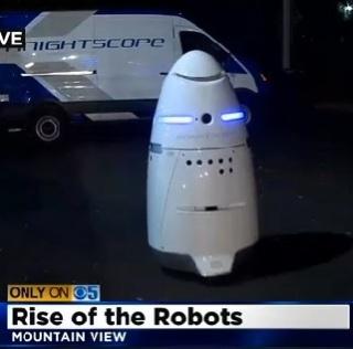 [¿Guat?] ¿El comienzo de la era de los robots y el fin de la humanidad?