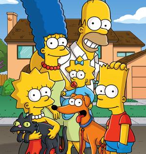 [TV] Ya son 25 años de Los Simpsons.