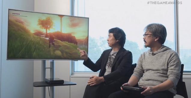[Juegos] Demo de Zelda revelado en los Game Awards!