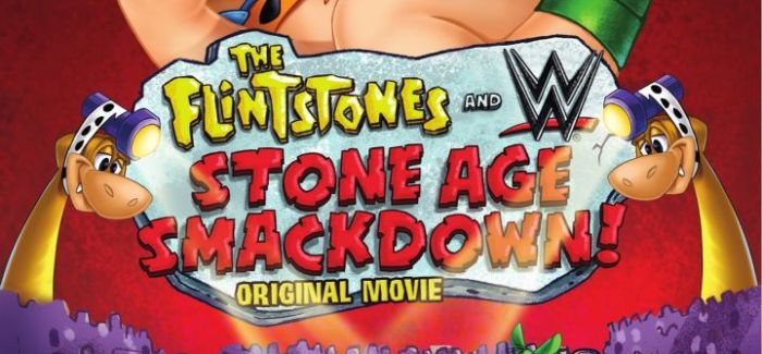 [Caricaturas/Deportes] 1er Trailer de The Flintstones and WWE: Stone Age Smackdown.