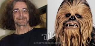 [Cine] Peter Mayhew (Chewbacca) es hospitalizado.