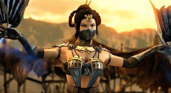 [Juegos] Trailer de Kitana y Kung Lao en Mortal Kombat X