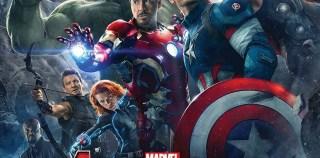 [Cine/Comics] Sale poster oficial de Los Vengadores: La Era de Ultron.
