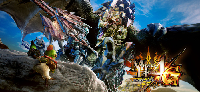 [Juegos] Trailer de Lanzamiento de Monster Hunter 4 Ultimate