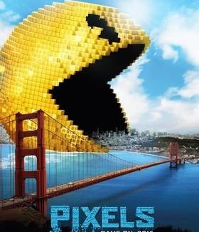 """[Cine/Juegos] """"Pixeles"""" Trailer oficial."""